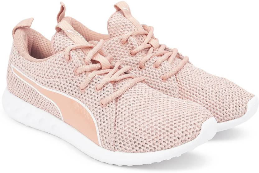 123bd489f4f Puma Carson 2 Knit IDP Running Shoes For Women - Buy Pearl-Peach ...