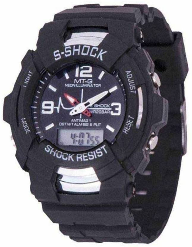 6ba2245baed Fashion Gateway 11002C1 S Shock Watch - For Boys   Girls - Buy Fashion  Gateway 11002C1 S Shock Watch - For Boys   Girls 11002C1 Online at Best  Prices in ...
