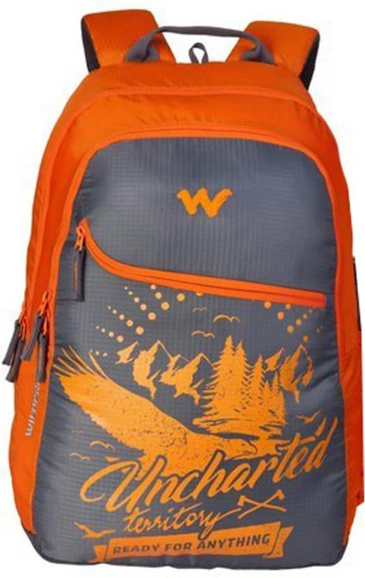 2a0dd580e1e1 Wiki by Wildcraft Wild 3 Orange Badge OR 35 L Backpack Orange ...