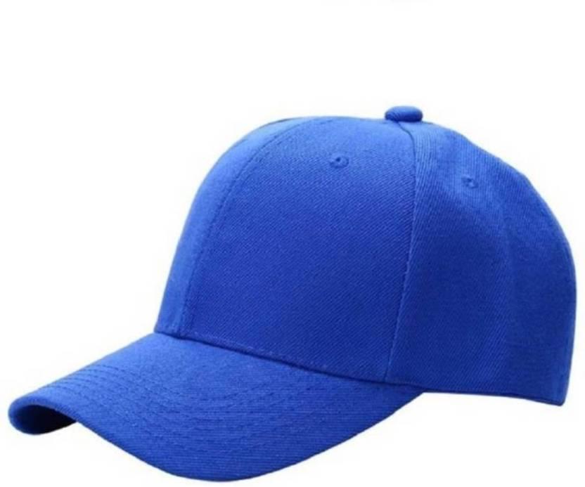 Saifpro Stylish Looks Light Blue Cotton baseball Cap Cap - Buy Saifpro  Stylish Looks Light Blue Cotton baseball Cap Cap Online at Best Prices in  India ... 3be8f93e779