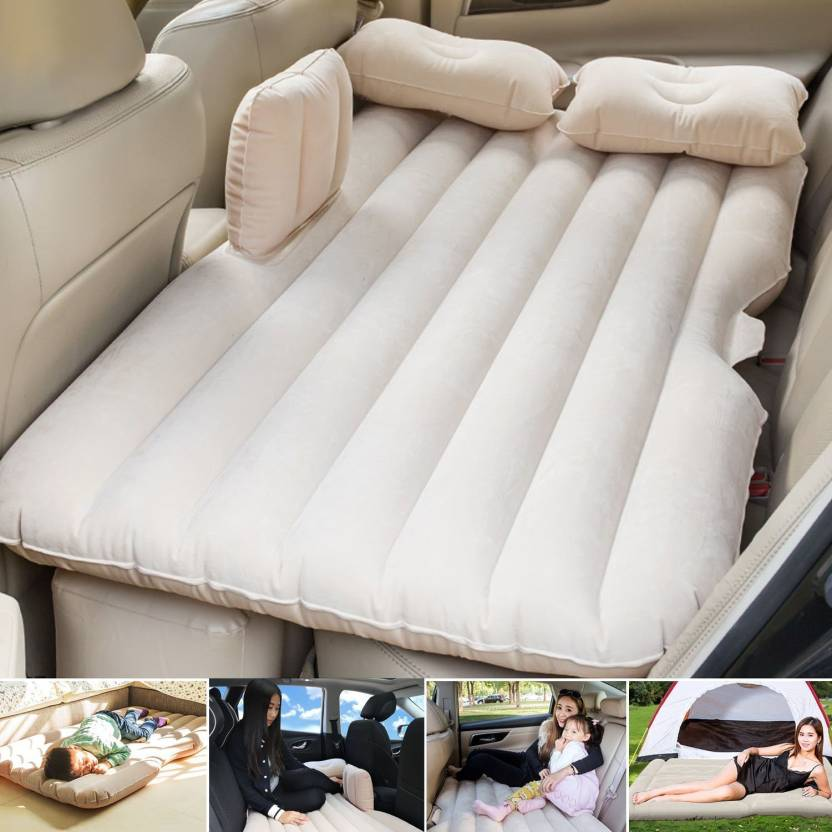 watch 92bf3 a17a4 XElectron ICB-01-Y Travel Car Inflatable Bed (Universal)