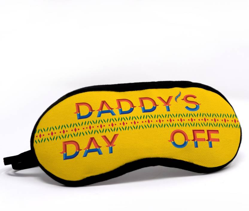 Indigifts Gift For Papa Fathers Gifts Birthday Dad Sleeping Eye Mask Travel Cover Parents 1 G