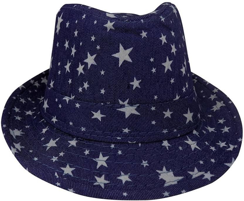 92dbc95c518 RAAYA Fedora hat Price in India - Buy RAAYA Fedora hat online at ...