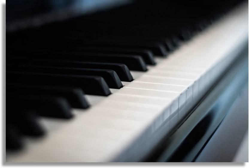 piano keys paper print music posters in india buy art film