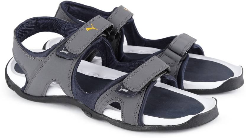 0180ed9a90a3 Puma Men Lapis Blue-Zinnia Sports Sandals - Buy Lapis Blue-Zinnia Color Puma  Men Lapis Blue-Zinnia Sports Sandals Online at Best Price - Shop Online for  ...