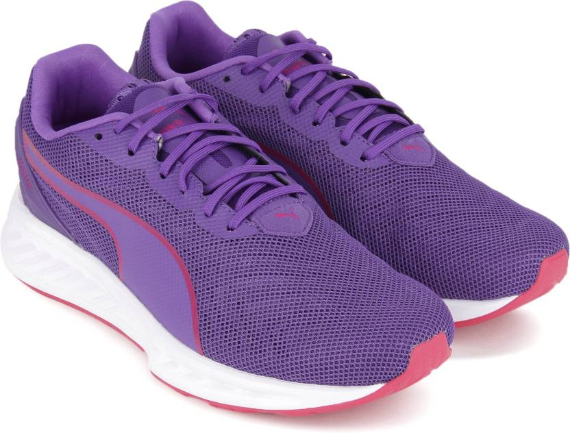 Puma IGNITE 3 PWRCOOL Wn s Running Shoes For Women - Buy ELECTRIC ... b23166d8a