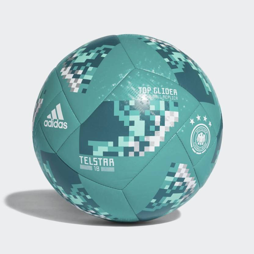 ADIDAS FIFA WORLD CUP Germany Supporters GLIDER BALL Football - Size  5  (Pack of 1 5e6b489c97