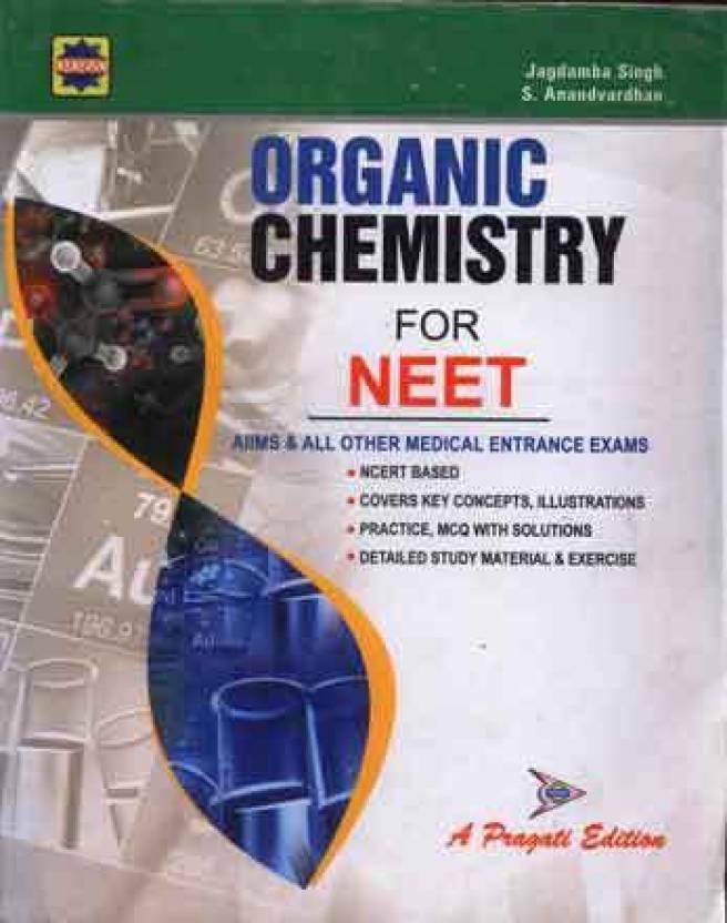 ORGANIC CHEMISTRY FOR NEET: Buy ORGANIC CHEMISTRY FOR NEET by