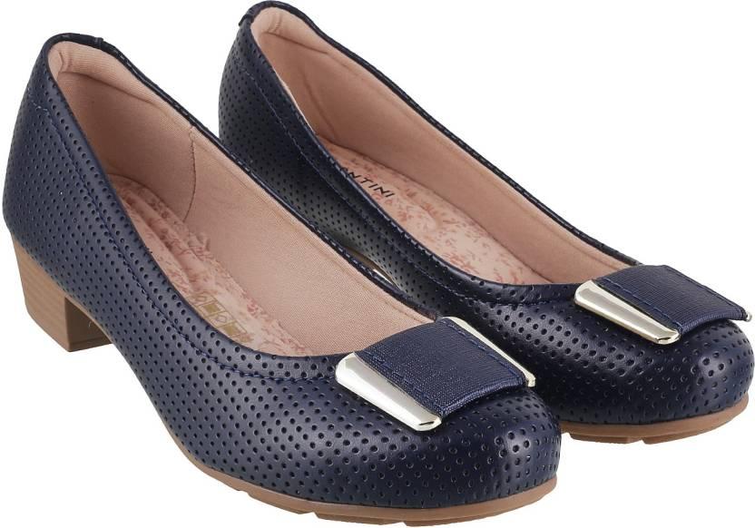 f6481603f5 Mochi Women 17,Blue/Navy Heels - Buy Mochi Women 17,Blue/Navy Heels Online  at Best Price - Shop Online for Footwears in India | Flipkart.com