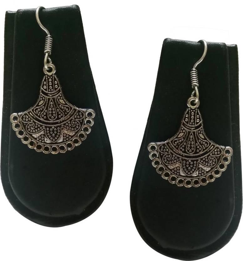 0bab3d276e6a5 Flipkart.com - Buy Mangal Brothers MB-EAR41 Silicone Jhumki Earring ...