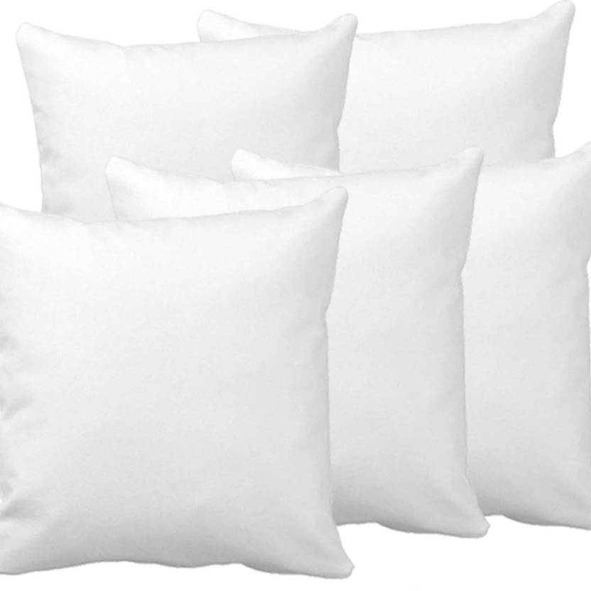 The Home Talk 100 Premium Quality Square White Cushion Fillers