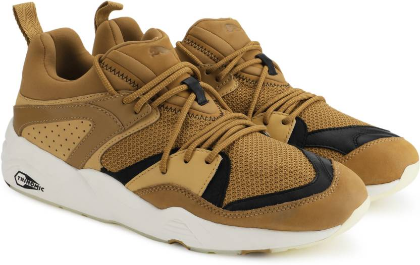 cad3901c6f6b6f Puma Blaze of Glory Sunfade Sneakers For Men - Buy Golden Brown ...