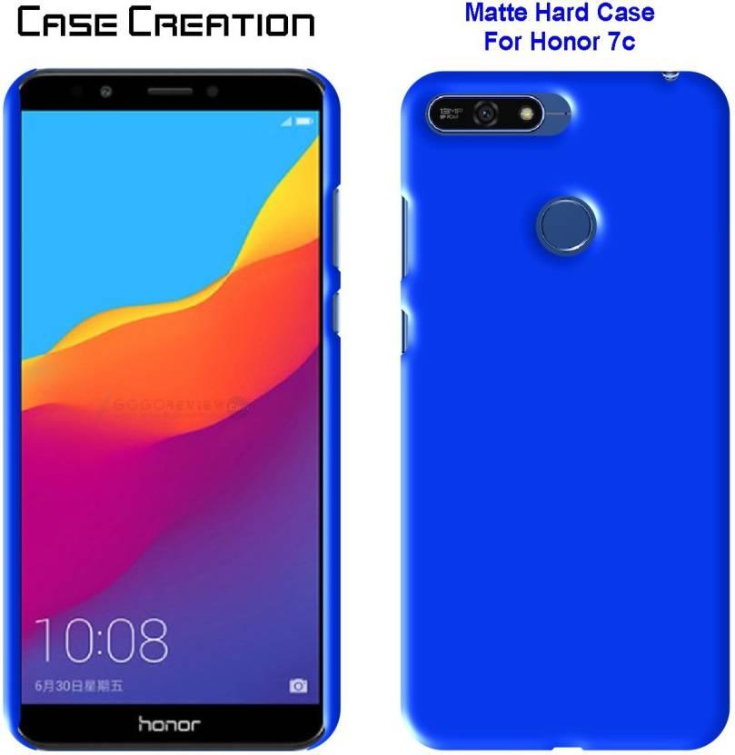 official photos d6de7 92c1d Case Creation Back Cover for Honor 7C - Case Creation : Flipkart.com