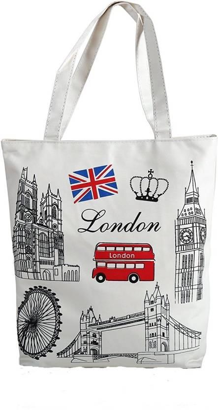 2e6b1fad1bd6 Buy MStick Shoulder Bag White Online   Best Price in India ...