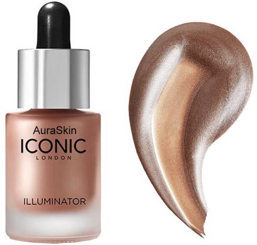 Auraskin Iconic London Illuminator Face Makeup Highlighter