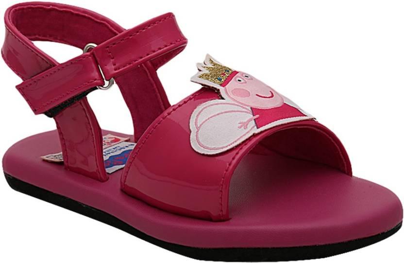ed4fab4ca7be Dchica Girls Velcro Flats Price in India - Buy Dchica Girls Velcro ...