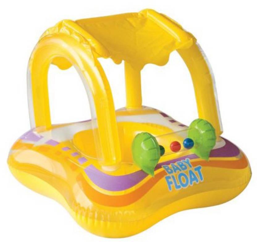Firstep Intex My Baby Float Inflatable Swimming Pool Kiddie