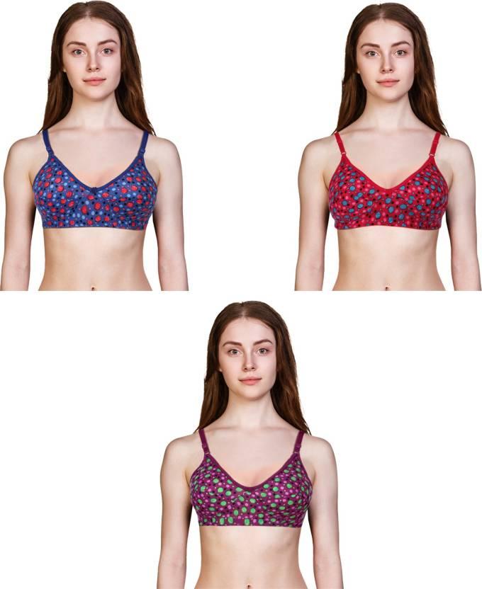ae46d27f0d Avyagra Women T-Shirt Non Padded Bra - Buy Avyagra Women T-Shirt Non ...