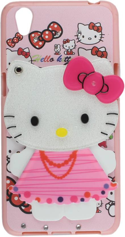 the best attitude e74b9 9d1eb Dekkin Back Cover for For : Oppo A37 Mirror Hello Kitty Cover Made of soft  plastic Transparent Phone Case For Oppo A37