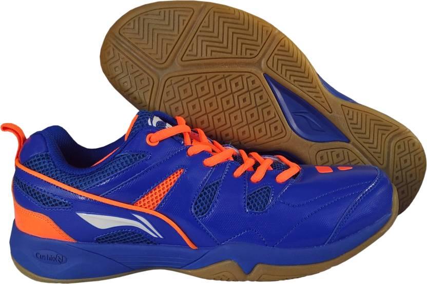 60180acb3cc Li-Ning Alpha Non-Marking Badminton Shoes For Men - Buy Li-Ning ...