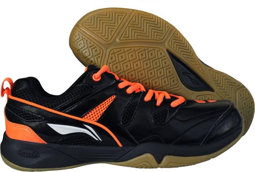 195de973d60177 Li-Ning Alpha Non-Marking Badminton Shoes For Men - Buy Li-Ning ...