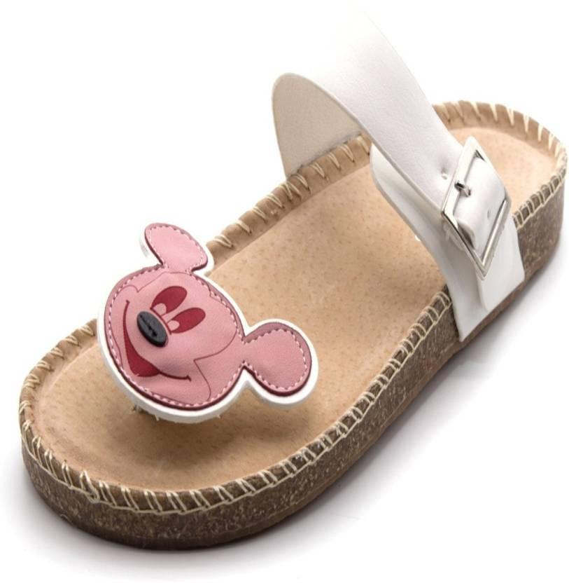b2006ef83 Brauch Mickey Slippers Flip Flops - Buy Brauch Mickey Slippers Flip Flops  Online at Best Price - Shop Online for Footwears in India