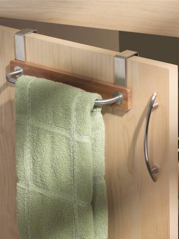 Interdesign Formbu Over The Cabinet Kitchen Dish Towel Bar