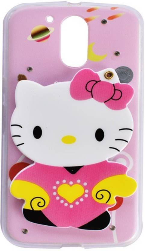 new styles 8d849 0ca8d Marshland Back Cover for Moto G4 Plus for Girls case Designer Covers ...