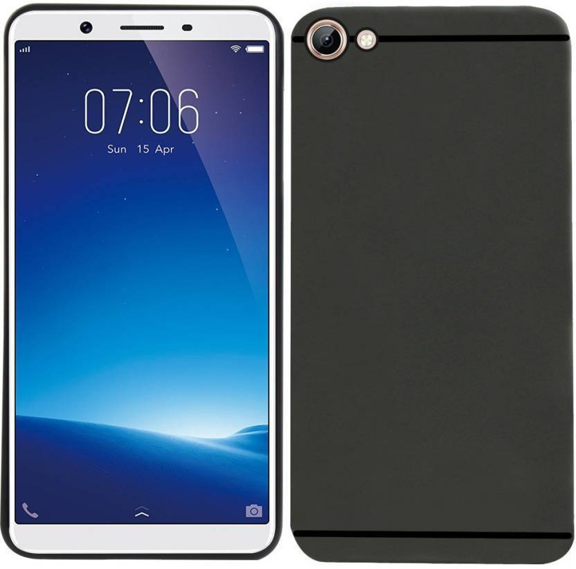 reputable site 39aa7 5e2a7 Plain Back Cover for Vivo Y71