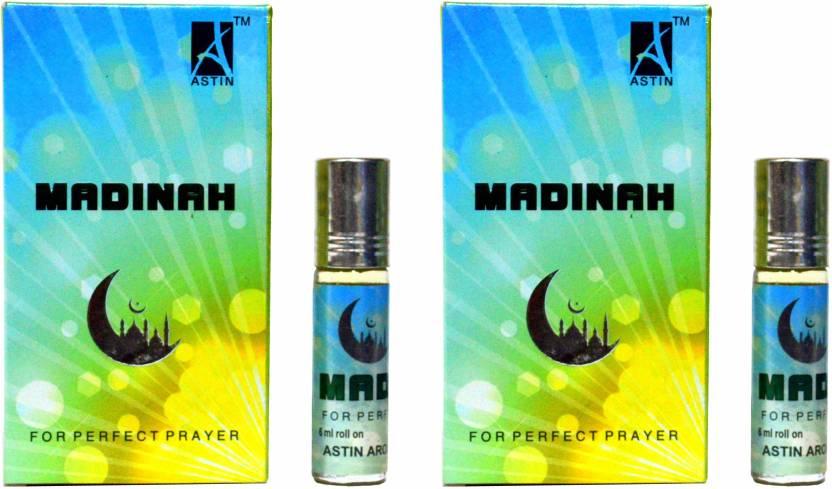 Buy Astin MADINAH UAE fragrance Perfume - 12 ml Online In