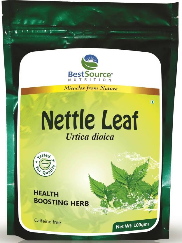 BestSource Nutrition Nettle Leaf,Kidney