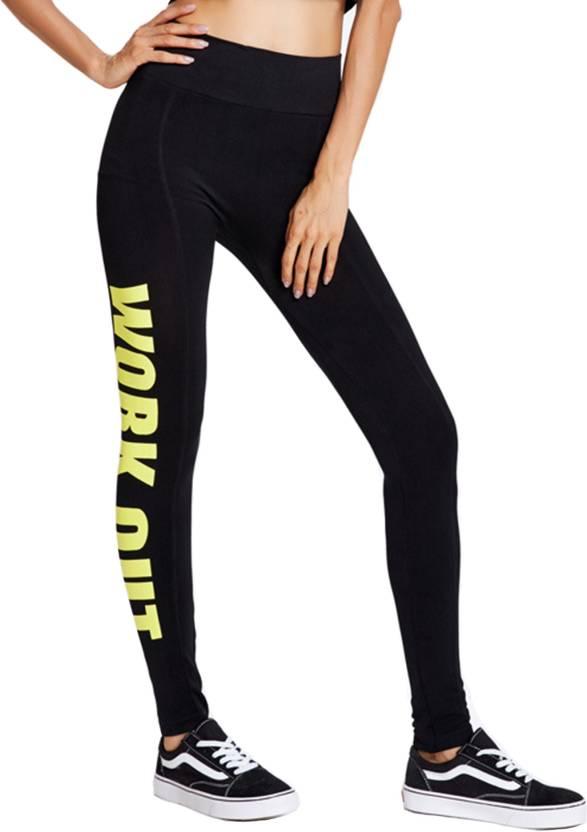 48b157aca52 Purvi Fashion Solid Women s Yellow Track Pants - Buy Purvi Fashion ...