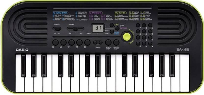 Casio SA 46 KM13 Digital Portable Keyboard 32 Keys