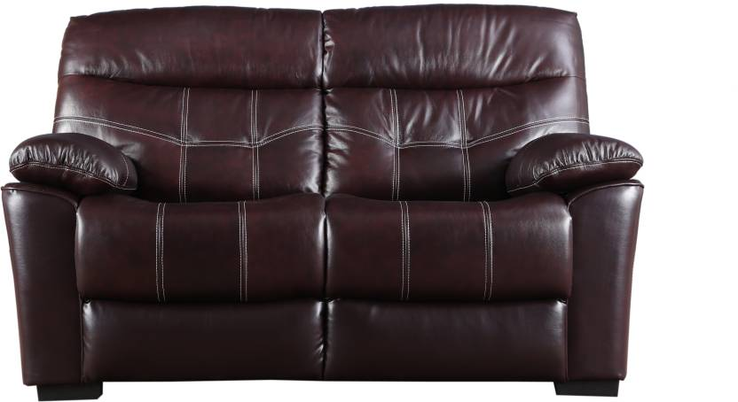 Stupendous Hometown Half Leather 2 Seater Sofa Price In India Buy Uwap Interior Chair Design Uwaporg