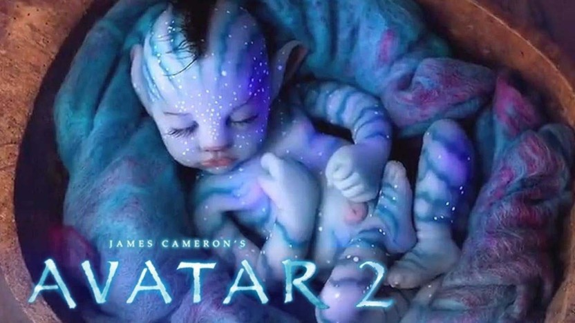 Avatar Movie Canvas Wall Art Picture Print ~ 9 Sizes