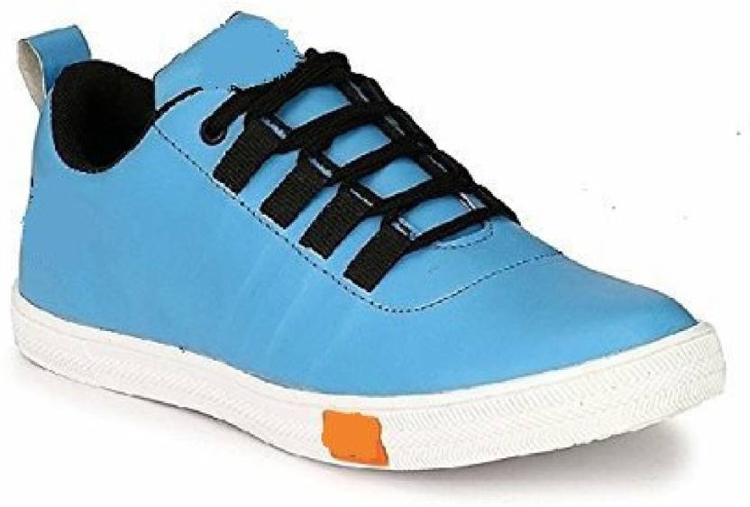 SHOES ICON shoes icon men casual sneakers party wear shoes for men Sneakers  For Men (Blue) 16e2cd37439f