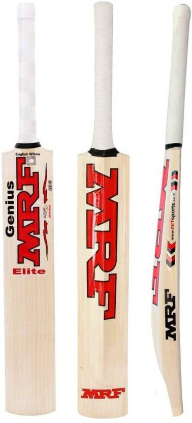 70452e457b9 MRF AB DE Villiers Elite English Willow Cricket Bat - Buy MRF AB DE ...
