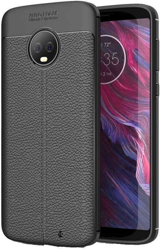 buy popular 8a971 7b322 Wellpoint Back Cover for Motorola Moto G6 Plus ( Case ) Rubber ...