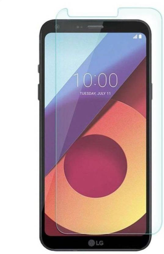 jolies Tempered Glass Guard for LG Q6 Pack of 1