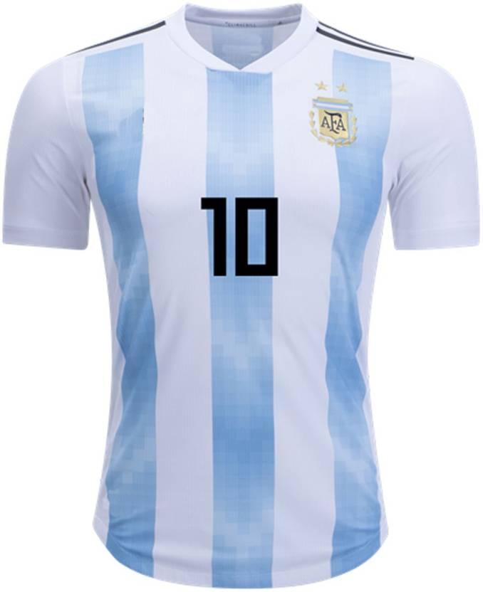 Nu jersey Striped Men V-neck Blue T-Shirt - Buy Nu jersey Striped ... 16859e542