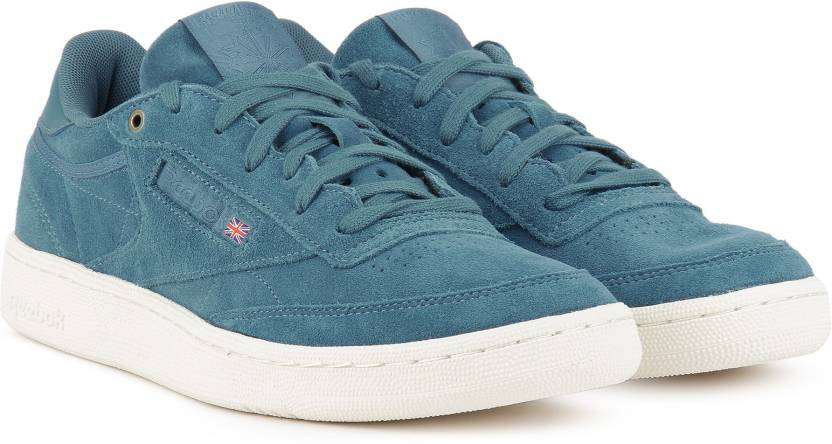 separation shoes be966 ec9d0 REEBOK CLUB C 85 MCC Sneakers For Men (Blue)