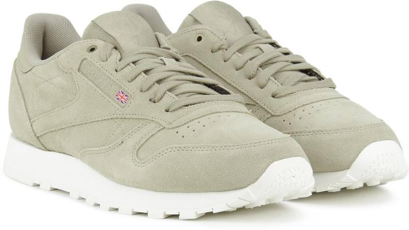 48d74622760 REEBOK CL LEATHER MCC Sneakers For Men - Buy DUCK SEASON CHALK Color ...