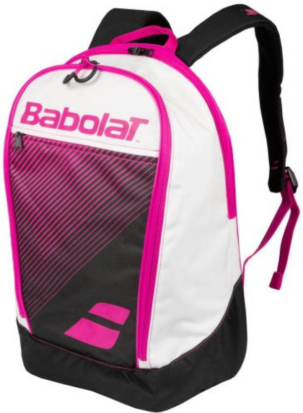 Babolat CLASSIC CLUB Tennis (Pink) BACKPACK - Buy Babolat CLASSIC ... 089e2b0a29a1f