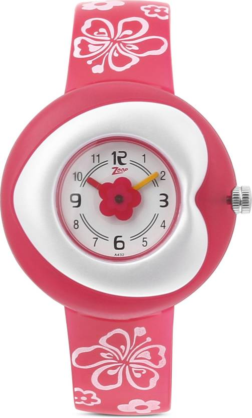 250be0c6e47 Zoop NKC4007PP01 Watch - For Boys   Girls - Buy Zoop NKC4007PP01 Watch -  For Boys   Girls NKC4007PP01 Online at Best Prices in India