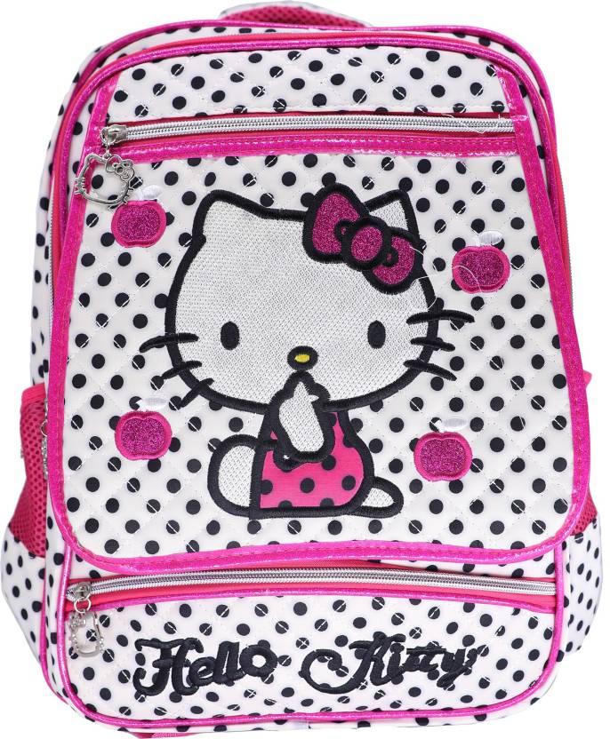 Flipkart.com   Hello Kitty Kitty SBM 637 Waterproof School Bag ... a9d0bb2dba