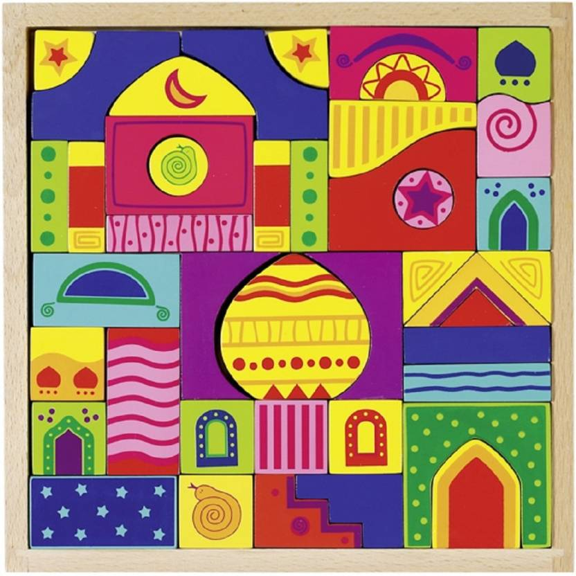 Goki Mosaic Puzzle, 1001 Nights - Mosaic Puzzle, 1001 Nights   Buy
