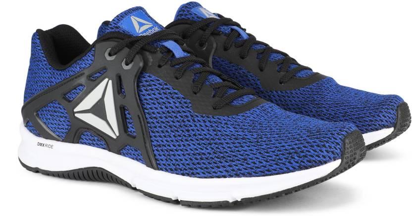 0307db68f66 REEBOK HEX LITE Running Shoes For Men - Buy ASH GREY ACID BLUE BLACK ...