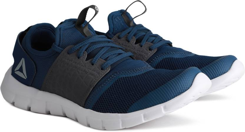 856ad28d6ebc REEBOK HURTLE RUNNER Running Shoes For Men - Buy WASHED BLUE ASH ...