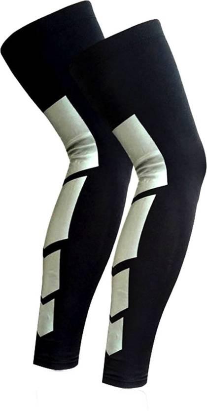 41fe1f16c7 Di Grazia Compression Sleeves Knee, Calf & Thigh Support (M, Black) - Buy  Di Grazia Compression Sleeves Knee, Calf & Thigh Support (M, Black) Online  at Best ...