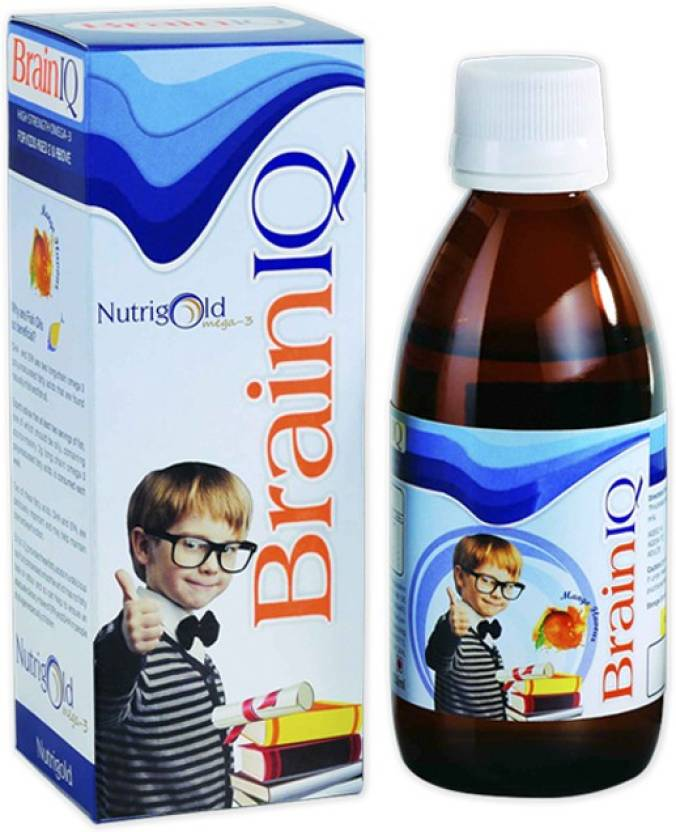 Brain Iq Omega 3 Fish Oil Supplement Price In India Buy Brain Iq